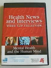 Health News and Interviews MENTAL HUMAN MIND 37381 K FILMS MEDIA GROUP CAMBRIDGE