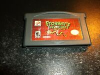 Frogger's Adventures: Temple of the Frog (Nintendo Game Boy Advance) GAME ONLY