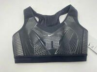 Nike Women's Classic Tech Pack Black Sports Bra AQ0152-10