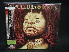 SEPULTURA Roots JAPAN SHM 2CD EXPANDED EDITION Soulfly Cavalera Conspiracy