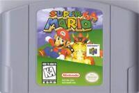 Super Mario 64 - Original and Authentic Nintendo 64 Game