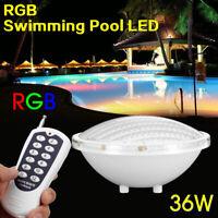 Poolbeleuchtung Schwimmende LED Licht Poollicht Poollampe RGB Mit Fernbedienung