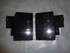 1985,86,87,88,89,90,91,92 Camaro/Z28/Iroc OEM Checkered Tail Light Trim