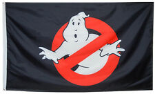 Ghostbusters Flag Banner 3x5 feet MAN CAVE US shipper