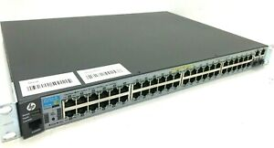 HP 2530-48 PoE+ Gigabit Managed Switch (J9778A)