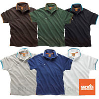 Scruffs Worker Premium Polo Shirt 100% Cotton ALL SIZES AND COLOURS AVAILABLE