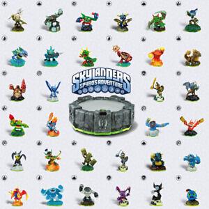 Skylanders: Spyros Adventure - Figuren Einzel Auswahl für Nintendo Wii