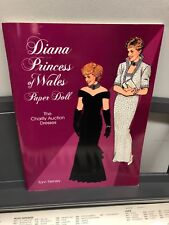 Diana Princess of Wales Paper Doll Book The Charity Auction Dresses1997
