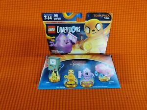 LEGO Dimensions Adventure Time Team Pack, New 71246