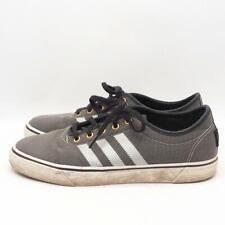 Adidas Adi-Ease Classified Grey Black White Cordura Skate Shoes
