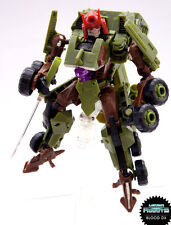 Transformers Third Party Headrobots Bludgeon  BLOOD DX pretenders g1 KIT ONLY