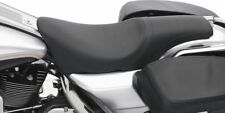 Low Profile Leather Predator Smooth Seat 1994-1996 Harley Touring Roadking FLHR