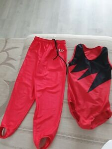 Boys gymnastics leotard And Leggings