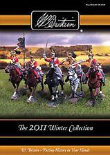 William Britain 2011 Winter Toy Soldier Catalogue
