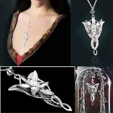 Classic Fashion Women Men Movie Lord the Rings Arwen Evenstar Pendant Necklace