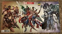 MARVEL LEGACY 1 J SCOTT CAMPBELL MIDTOWN GATEFOLD VARIANT Marvel 2017