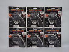 """Super Cap Gun 8248 ( 6 pic in a lot) Size 5 1/4"""" x 3 3/4"""" x 3/4"""""""