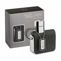 ARMAF TAG-HIM POUR HOMME PERFUME FOR MEN WITH FREE WORLDWIDE SHIPPING - 100 ML