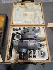 Volstro Rotary Milling Head For Milling Machine Excellent Condition