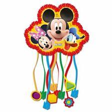 Zug-Pinata Mickey Mouse | Disney Micky Maus | Kinder Geburtstag | Party