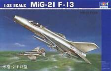 Trumpeter 1/32 Mikoyan MiG-21 F-13 # 02210
