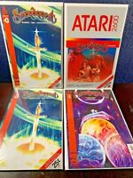 ATARI Dynamite Comic SWORDQUEST 0 -1 1st Issue Appearance Variant Cover Lot Set