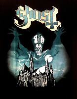 GHOST cd cvr OPUS EPONYMOUS #2 Official SHIRT LRG New Papa Emeritus Castle