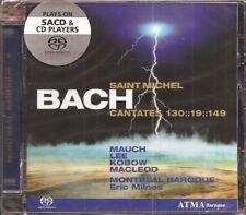 Bach - Saint Michael Cantatas, BWV 130, 19, 149 [SACD]