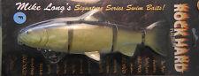 """CASTAIC ROCK HARD SWIMBAIT FLOATER GOLDEN SHINER 10"""""""