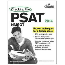 Cracking the PSAT/NMSQT with 2 Practice Tests, 2014 Edition (College Test Prepa
