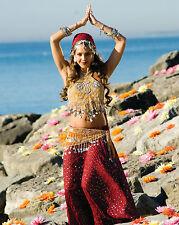 JESSICA ALBA 8X10 PHOTO PICTURE PIC HOT SEXY BELLY DANCER FROM LOVE GURU 30