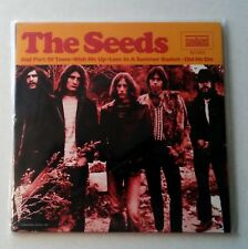 """THE SEEDS ~ """"BAD PART OF TOWN"""" + 3 - New 4-song EP 7"""" Record (Sundazed 2013)"""