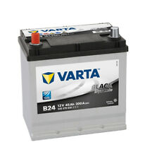 BATTERIA AUTO VARTA BLACK DYNAMIC B24 45AH 300A 219x135x225MM POLO POSITIVO SX
