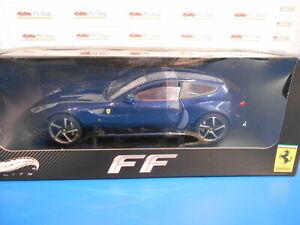 HWEW1118 by HOT WHEELS ELITE  Ferrari FF Four 1/18
