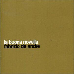 cd De andre' Fabrizio La Buona Novella