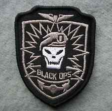 CALL OF DUTY PS3 XBOX SOG SEALS AIRSOFT COMBAT BADGE BLACK OPS SWAT HOOK PATCH