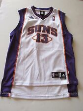 Adidas NBA Phoenix Suns #13 Nash  Sleeveless Jersey Shirt Youth L(14-16)  MT26