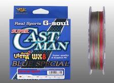 TRECCIATO PE G-SOUL SUPER CASTMAN WX8 BLE SPECIAL 300 mt YGK 86 LB 0,405 MM #6