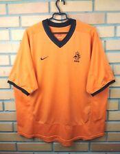 Holland Netherlands jersey 2XL 2001 2002 home shirt soccer football Nike