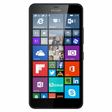 Microsoft Lumia 640 XL Unlocked GSM Quad-Core WIndows 13MP Phone - Black