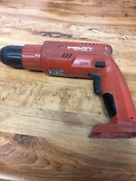 "Hilti SF 120-A Drill 7/8"" drill bit, professionally (Parts Only)"