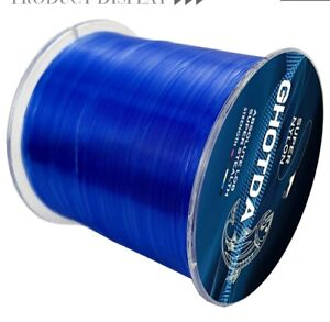Super Strong 500M PE Braided Fishing Line Super Strong Japan Monofilament Nylon