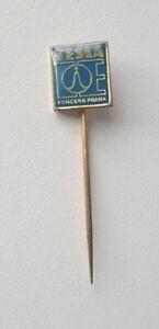 Tesla Elektronik Abzeichen Anstecknadel/n stick pin badge/s AUSSUCHEN