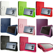 PU Leather Case Cover For Samsung Galaxy Tab 2 P5100 P5110 P7500 P7510 tablet