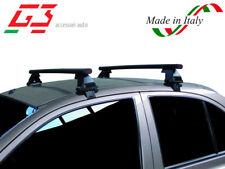 135 CM BARRE PORTATUTTO PORTA PACCHI DA VIAGGIO AUTO FIAT PANDA II 5 PORTE 2003  2012 ALLUMINIO PORTAPACCHI