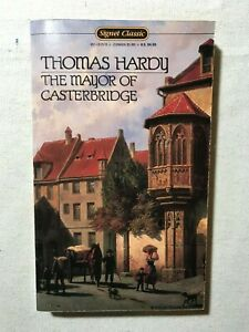 The Mayor of Casterbridge by Thomas Hardy - Paperback - VERY GOOD