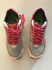 Puma Ladies Sneakers Size 7  White,Silver,Pink 18515904 New In Box