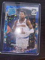 frank ntilikina Rated Rookie Disco Holo Prizm Optic New York Knicks