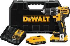 Dewalt DCD791D20 20-Volt 1/2-Inch Li-Ion Brushless Compact Drill/Driver Kit