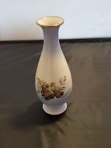 Vintage Royal Ann Fine China 45 Year Anniversary Bud Vase original in Excellent